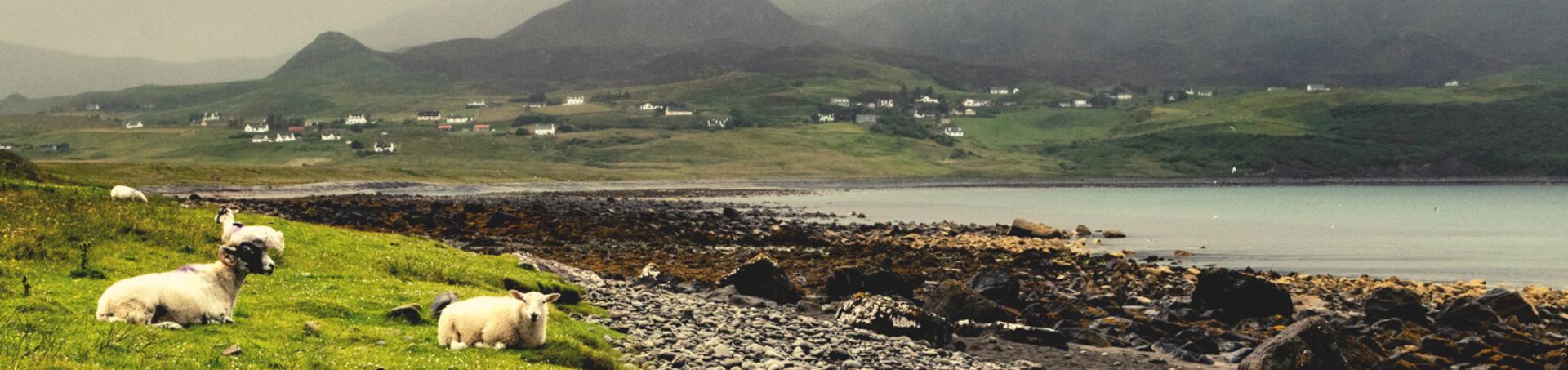 Destination Scozia